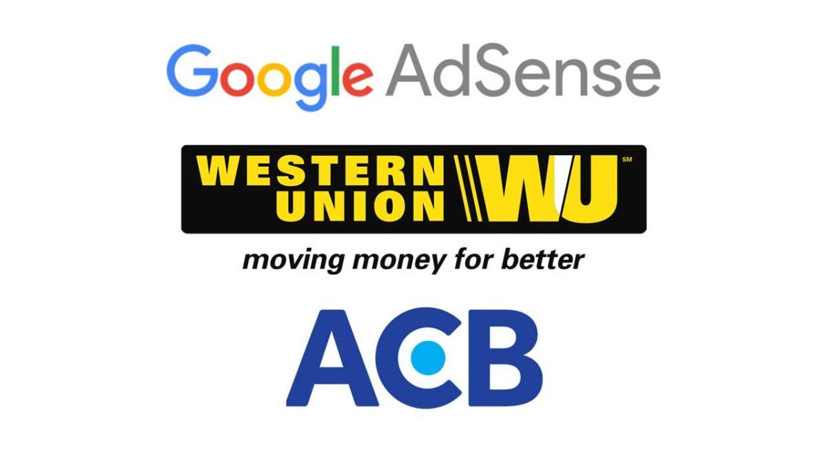Nhận tiền Western Union Online ACB