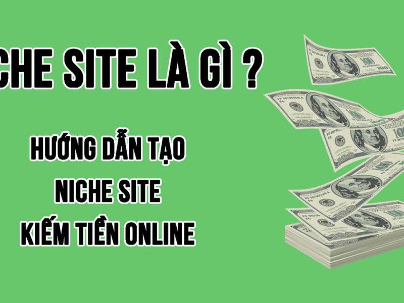 Niche site là gì? Hướng dẫn tạo Niche site kiếm tiền online chi tiết