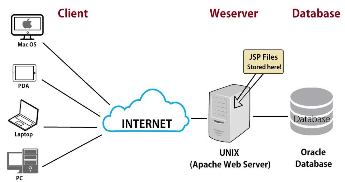 Dịch vụ lưu trữ web là gì ?